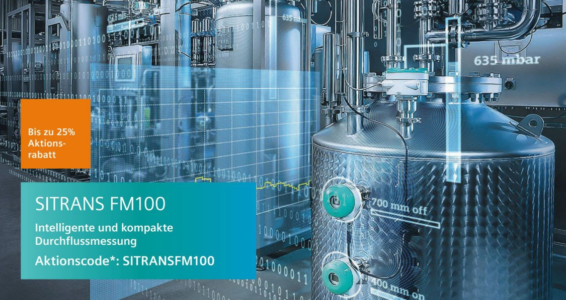 Sitrans FM100 Industry Mall