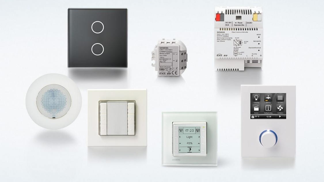 Integratie van elektrische applicaties (KNX)