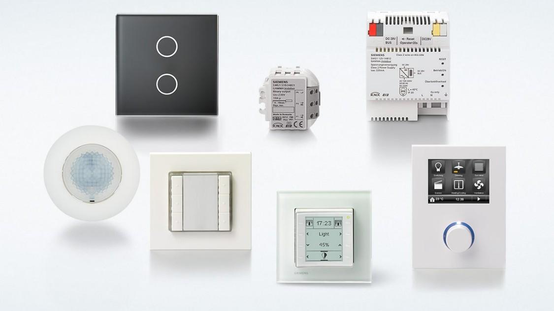 Интеграция электрических приложений (KNX)