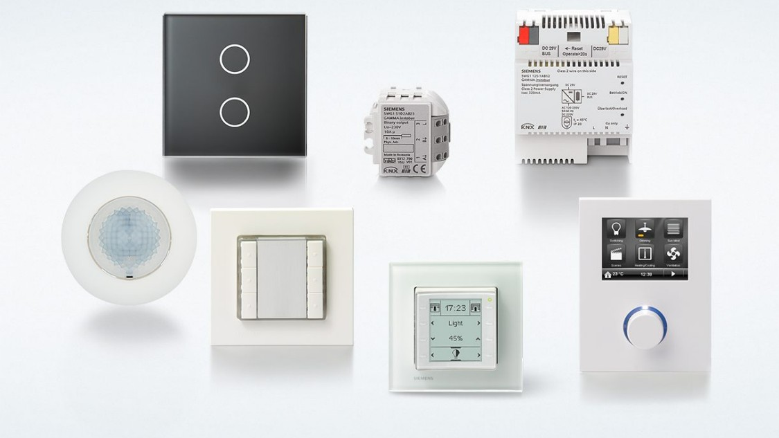 GAMMA Instabus product range