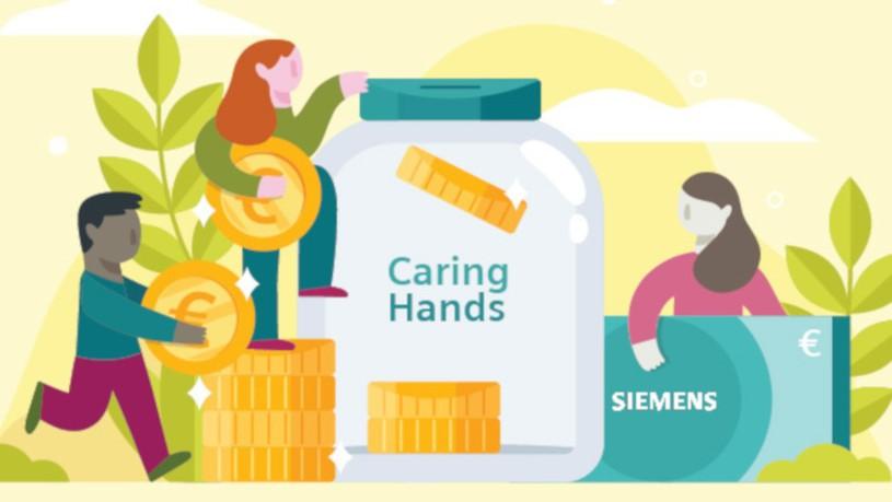 Благотворительность для борьбы с пандемией