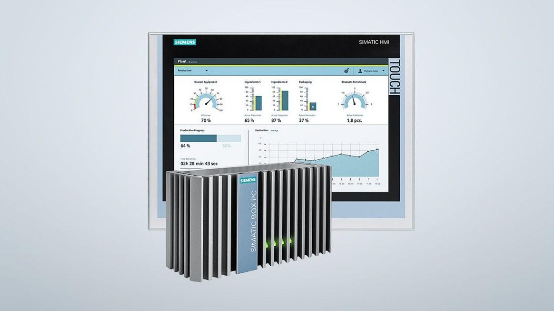 Panel PC SIMATIC IPC277E