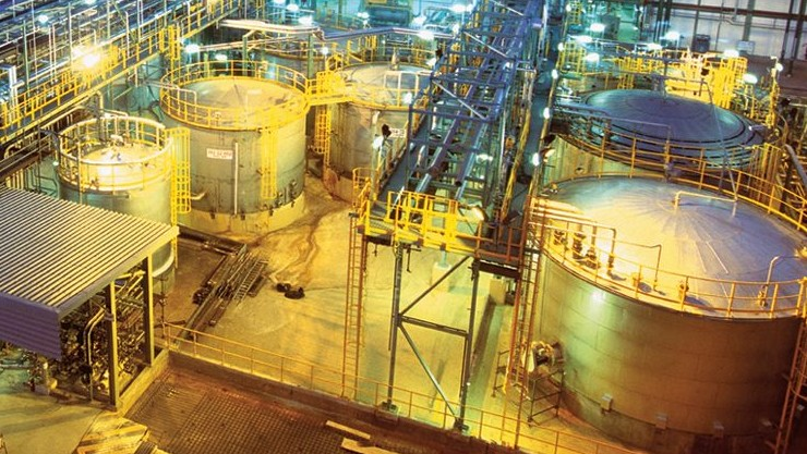 USA | eCHem Expo image of a chemical plant