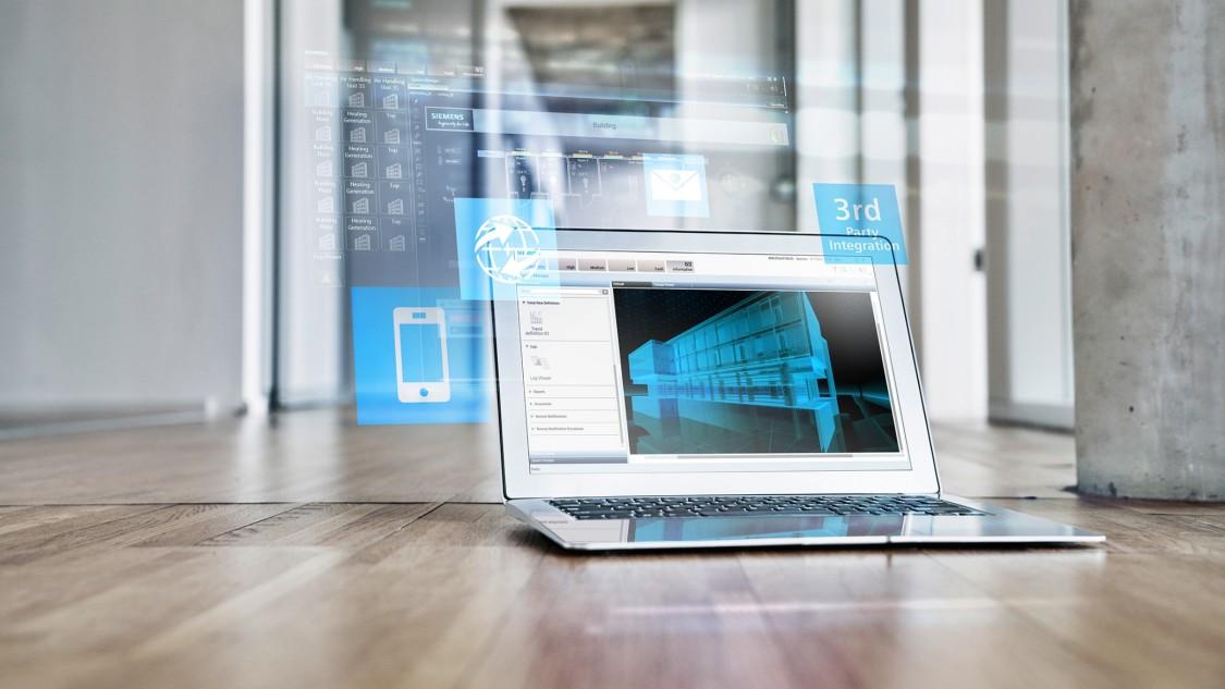 Desigo CC Compact для систем автоматизации здания
