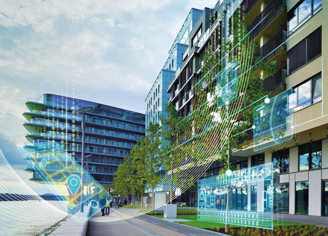 Synco - řídicí systém budov