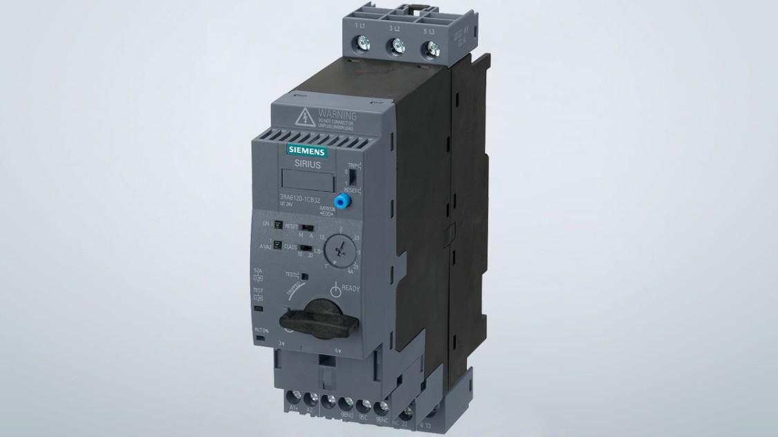Compact starters 3RA6