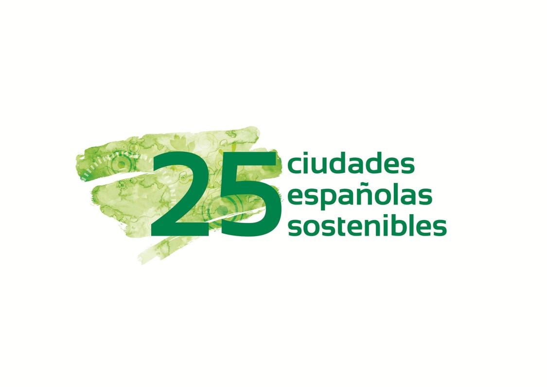 Estudio 25 ciudades españolas sostenibles