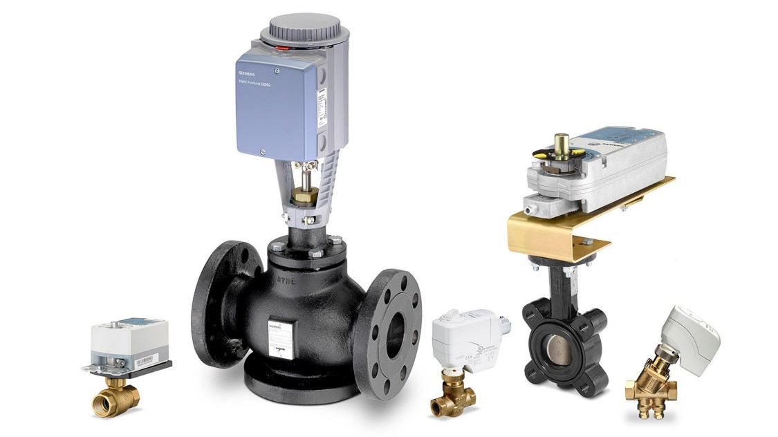 Valves product family