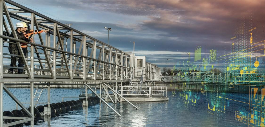 Merjenja nivoja voda v okoljski industriji