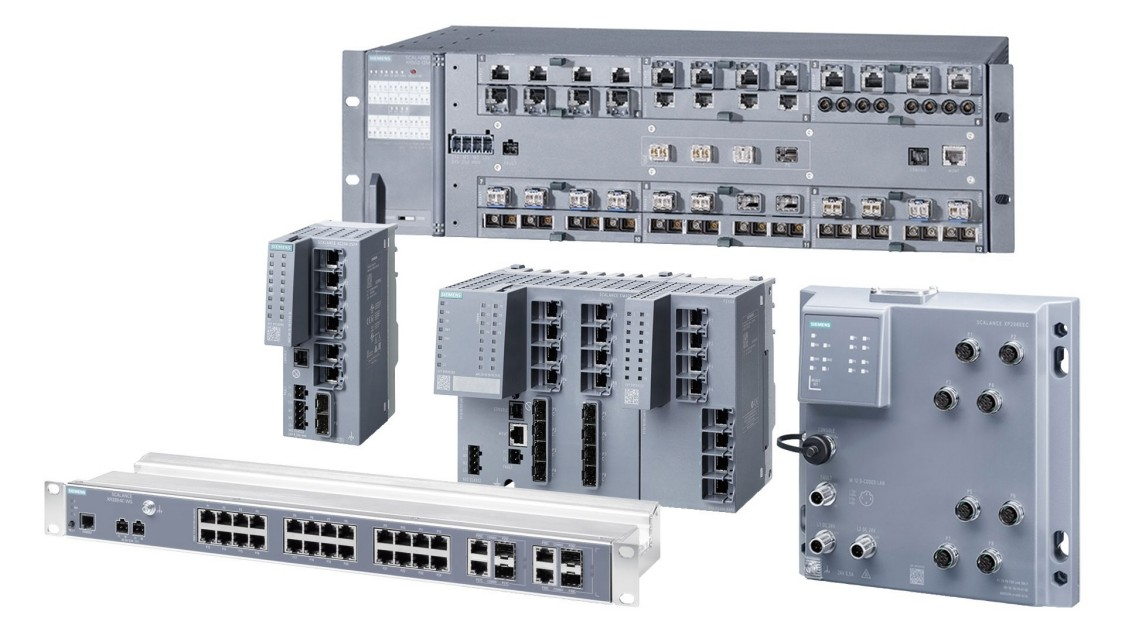 Industrial Ethernet Switches SCALANCE X