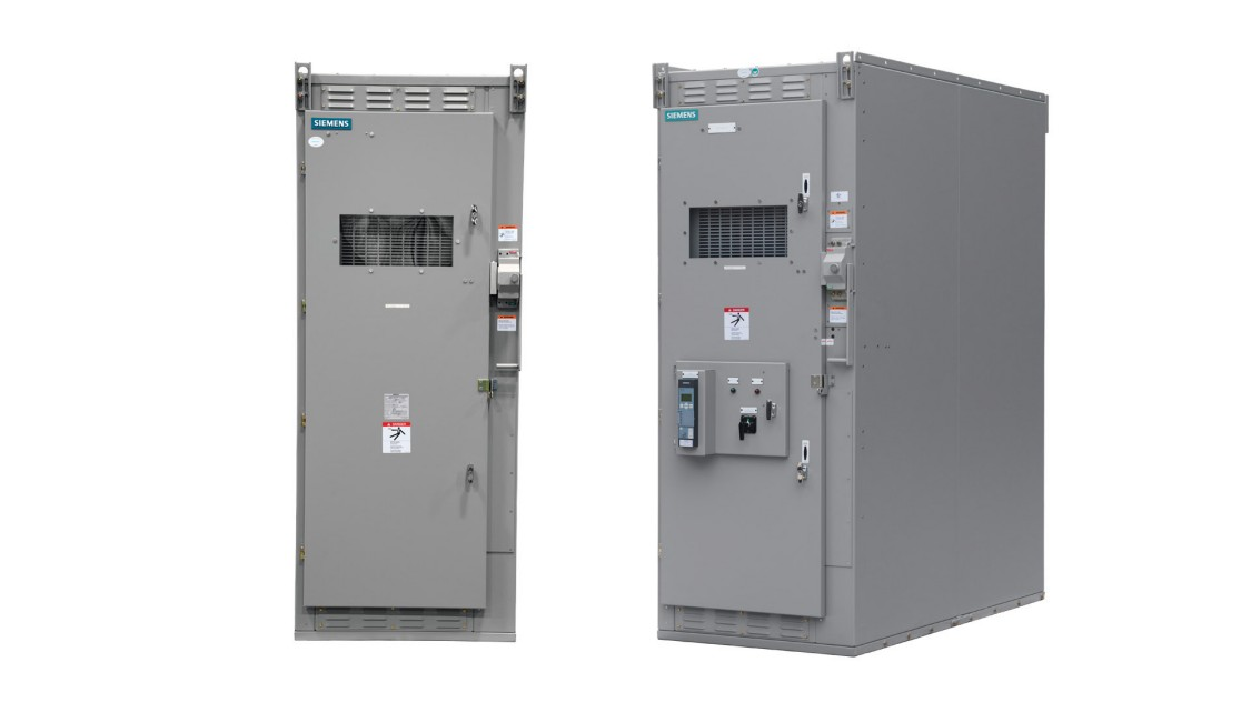 Air-insulated, metal-enclosed 5 kV-15 kV switchgear, types SIEBREAK and SIEBREAK-VCB