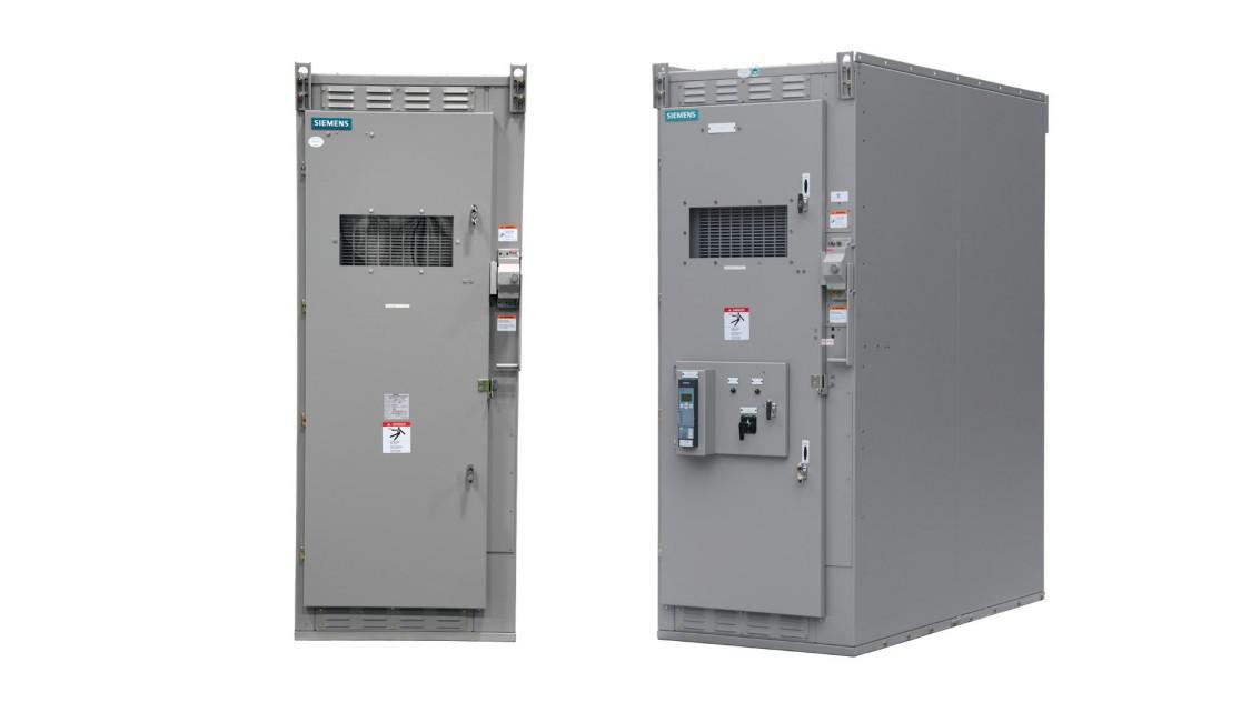 SIEBREAK and SIEBREAK-VCB  medium-voltage non-arc-resistant metal-enclosed interrupter switchgear
