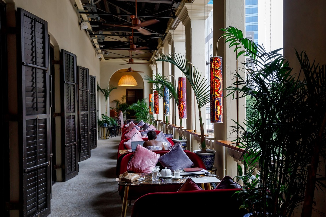 Tai Kwun – Centre for Heritage and Arts, café and restaurants