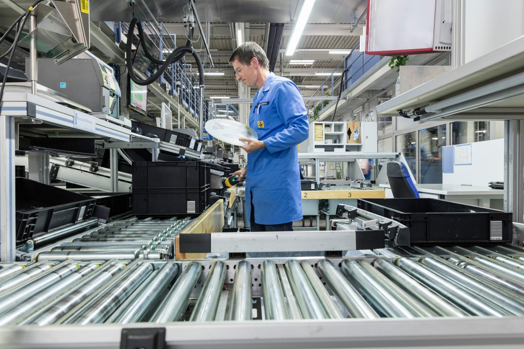 "Siemens Electronics Factory in Amberg/Germany - The ""Digital Factory"""