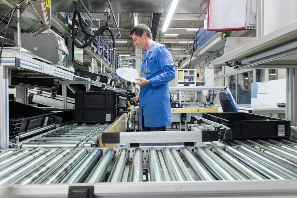 """Siemens-Elektronikwerk Amberg - Die """"Digitale Fabrik"""""""