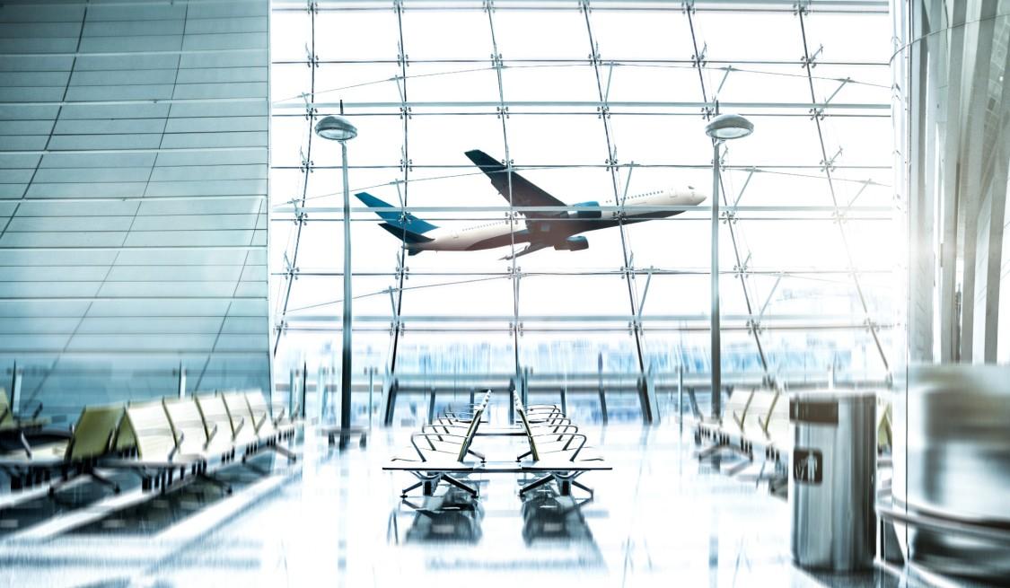 Siemens Airport Lounge