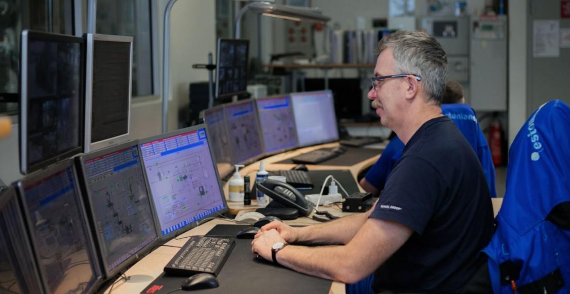 Process monitoring ati Estonian Cell