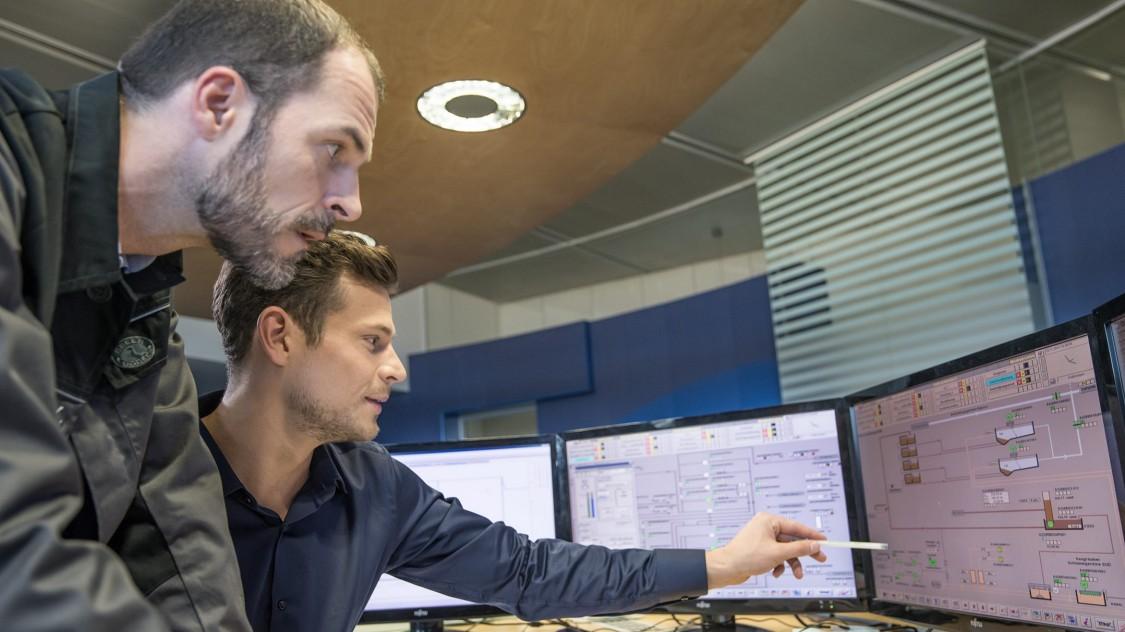 Einfache Steuerung und Überwachung komplexer Anlagen