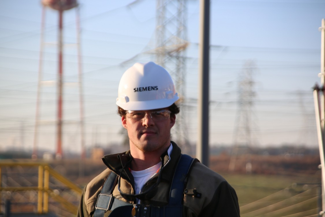 Field Services Engineer at a substation