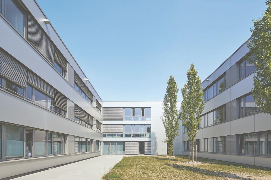 Siemens Technopark Erlangen