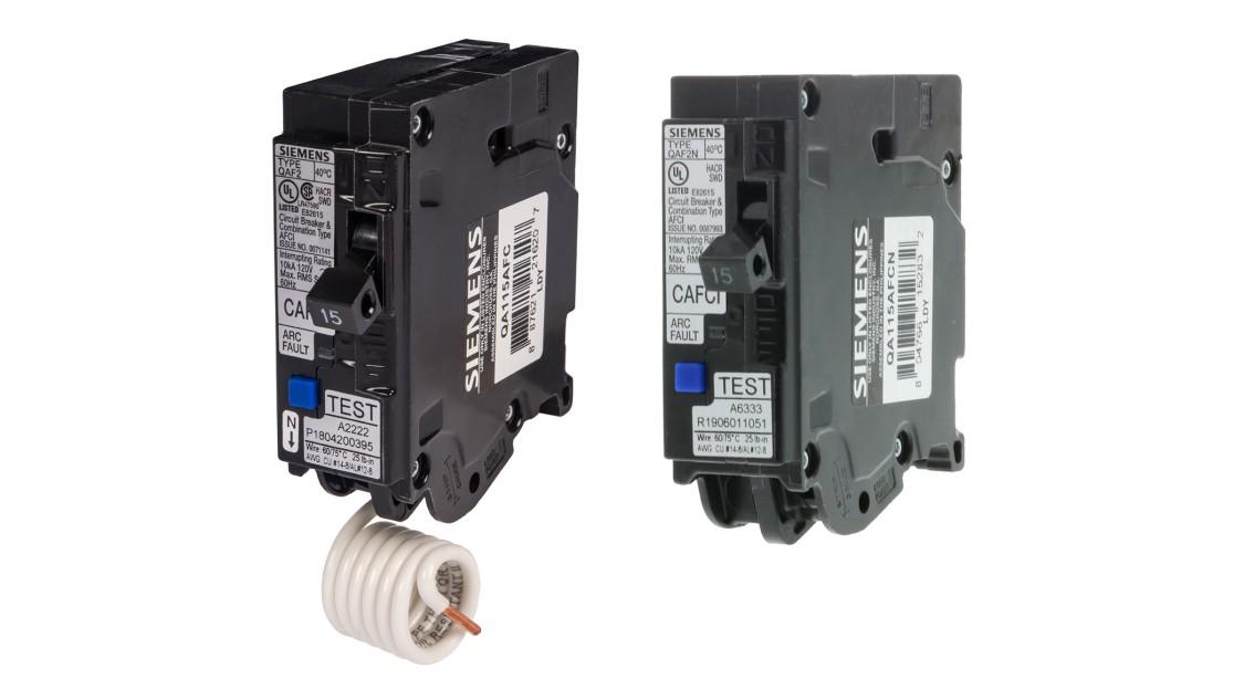 plug-on electronic breakers
