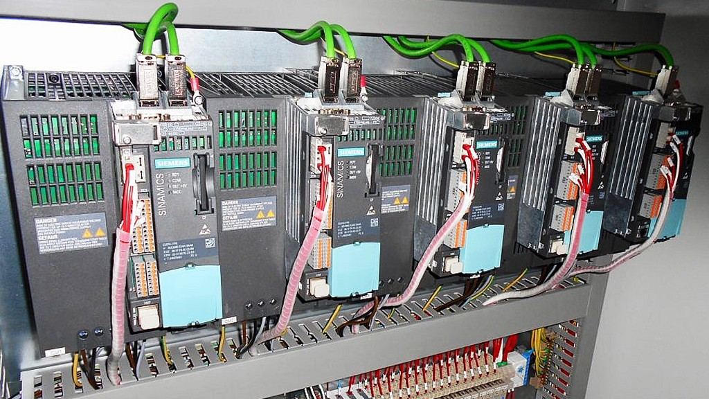 sinamics s120 high performance drives systems