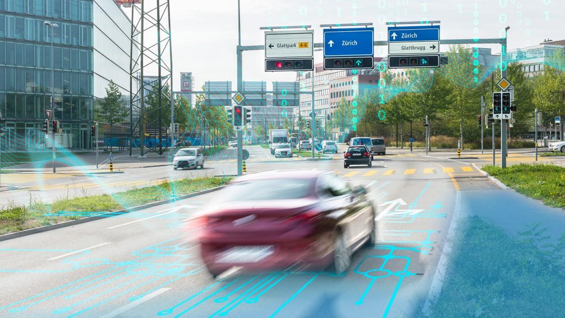 Siemens Mobility Intelligent Traffic Systems Zürich