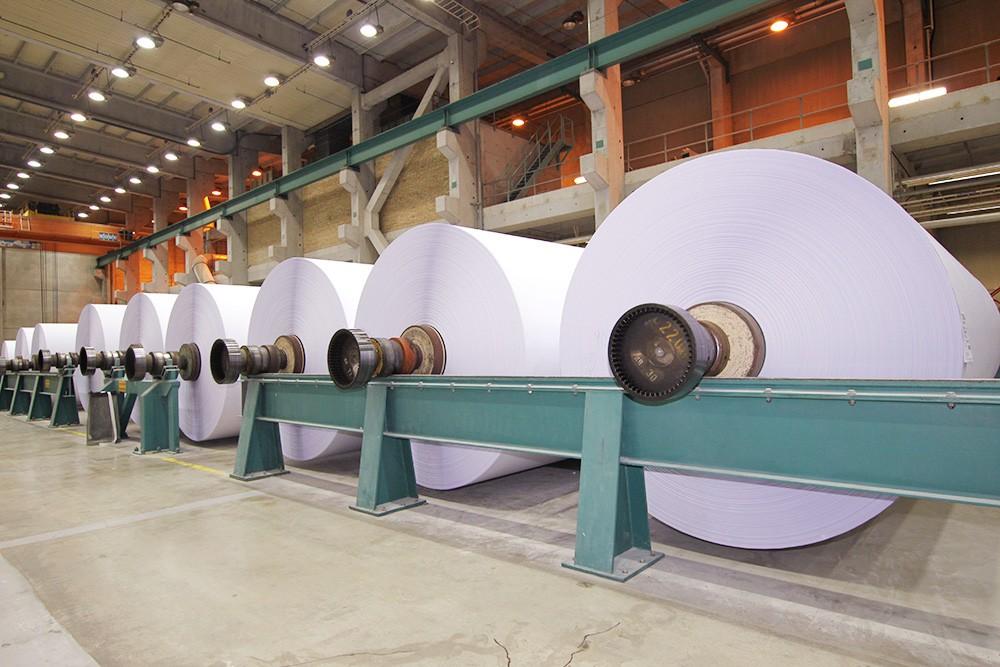Förstklassig driv- och styrutrustning från Siemens har säkerställt produktionen av papper med hög kvalitet på Stora Enso Nymölla Bruk.