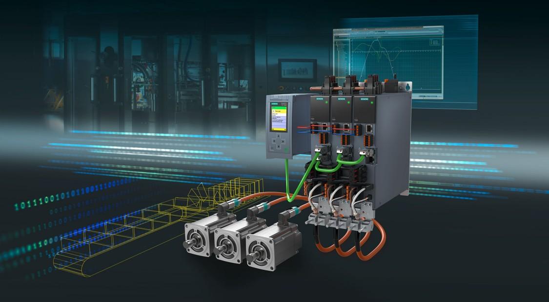 Le système servo Sinamics S210 – Augmentation des performances de manière simple et rentable