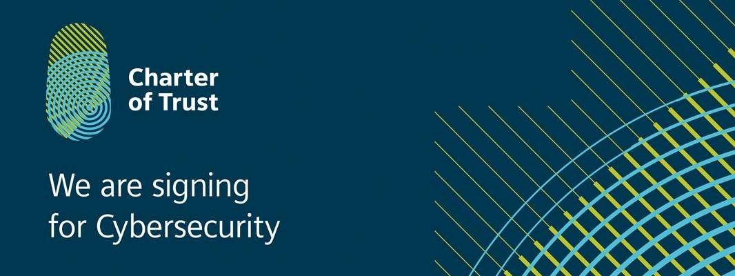 Cybersecurity Charter of Trust | Cyber Security | Siemens