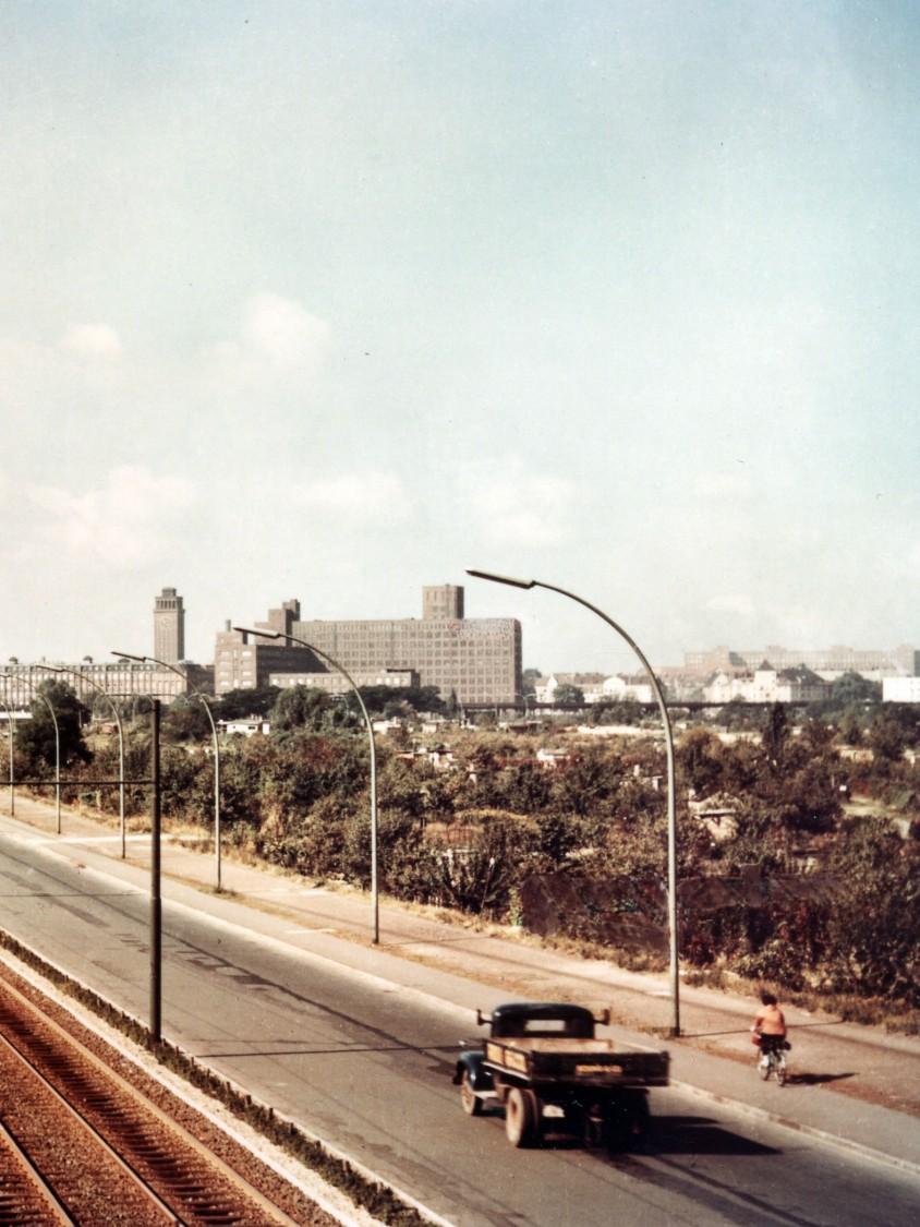 Siemensstadt, 1956