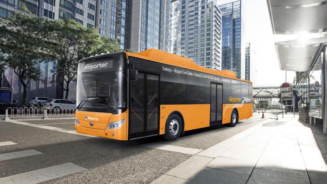Siemens SICHARGE UC-Reihe bietet Busbetreibern optimale Flexibilität