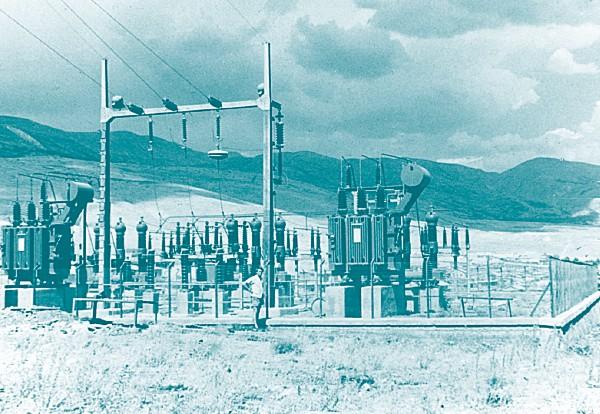 Siemens İlk Elektrik Santrali