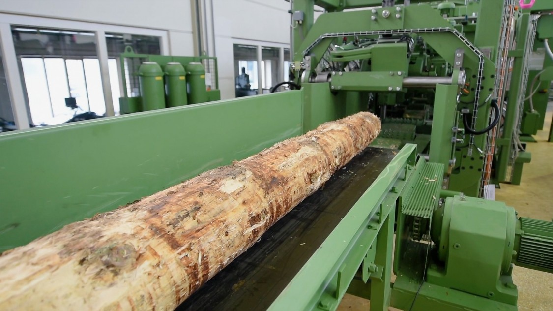 Fully integrated tool landscape for the modernization of a sawmill