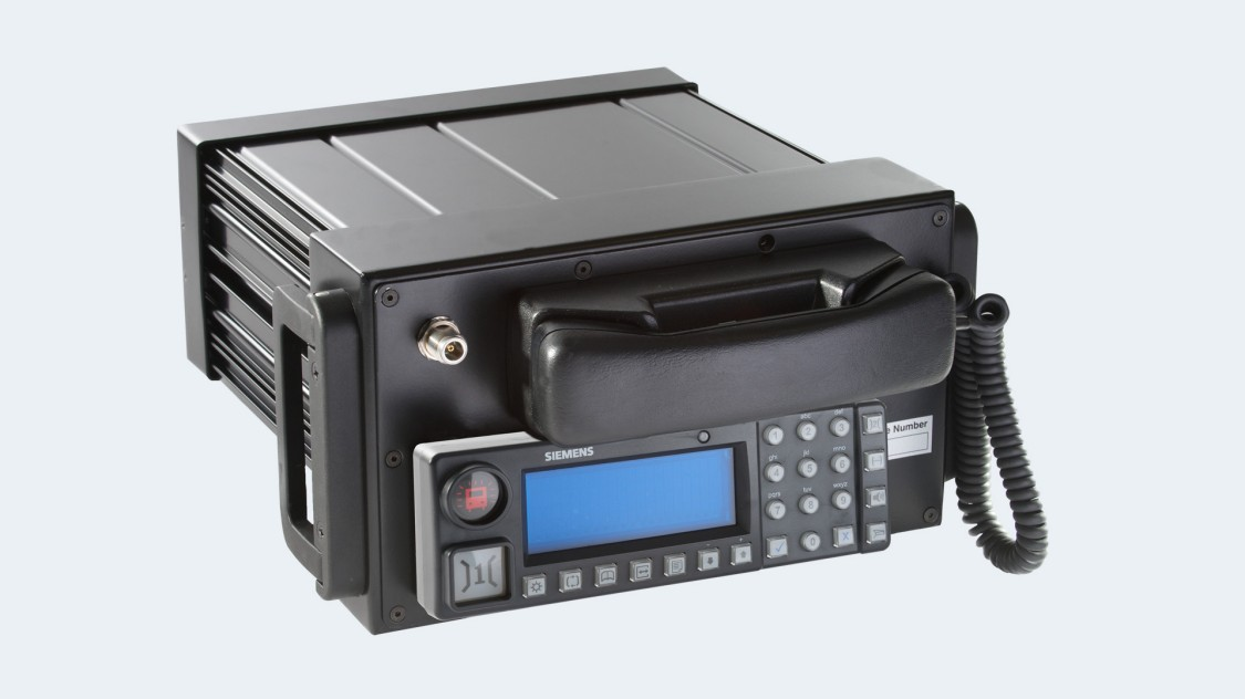 Transportable Cab Radio (SVR 400P)