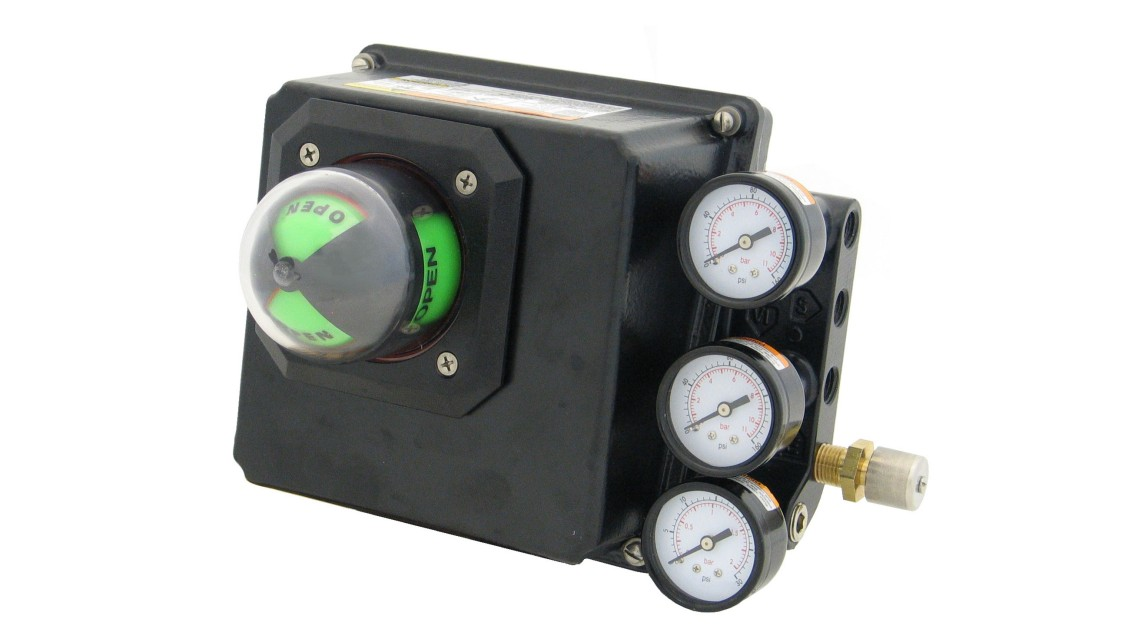 760 Conventional valve positioner