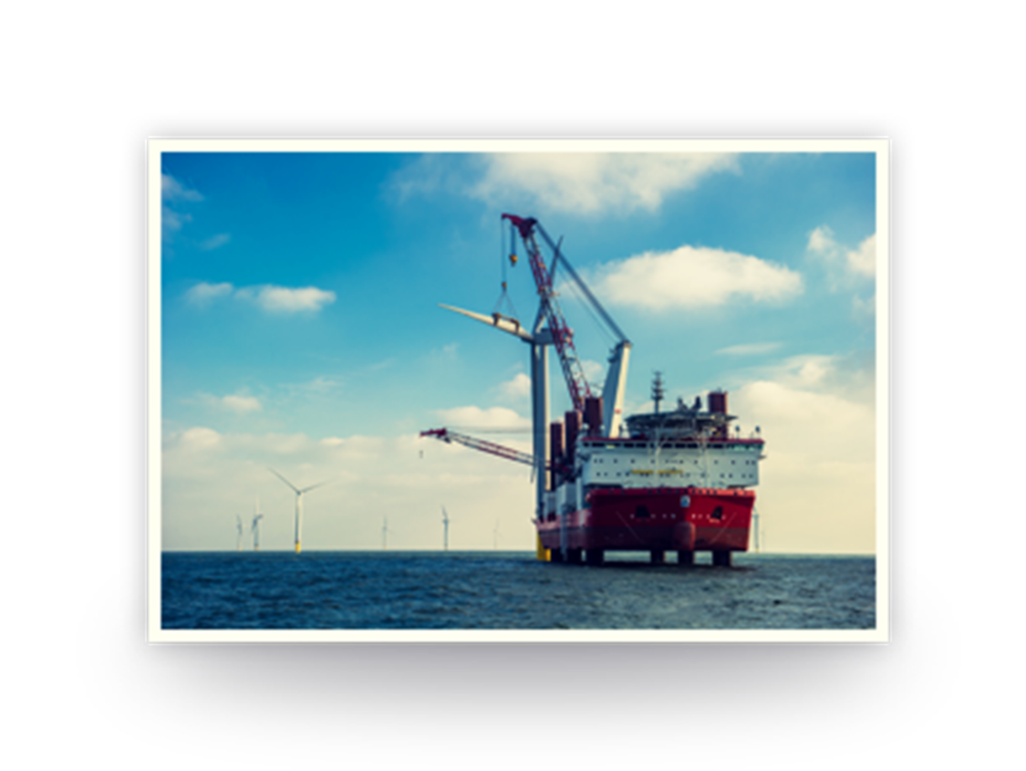 Siemens announced that as well as the turbines, it would also provide grid access for the world's largest offshore wind farm - London Array.