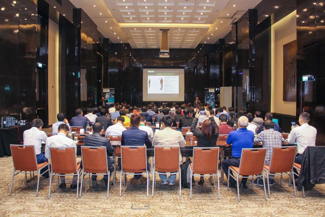 """Hội thảo """"Giới thiệu giải pháp số hóa quy trình thiết kế, sản xuất và vận hành tủ điện điều khiển"""""""