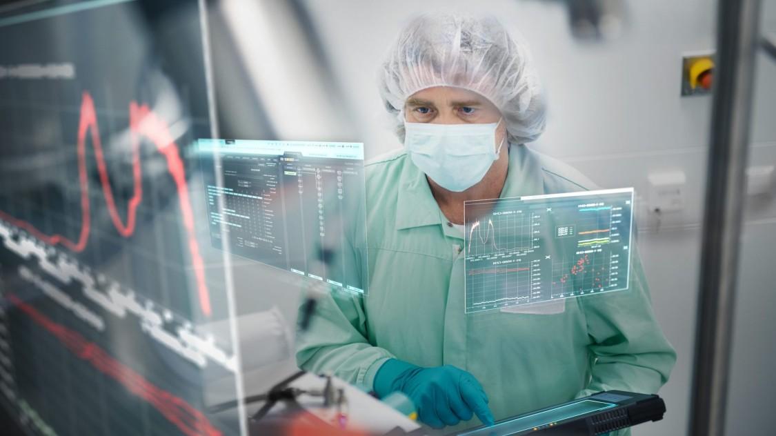 Програмне забезпечення SIPAT для аналізу параметрів технологічного   процесу— постійне моделювання фармацевтичного виробництва