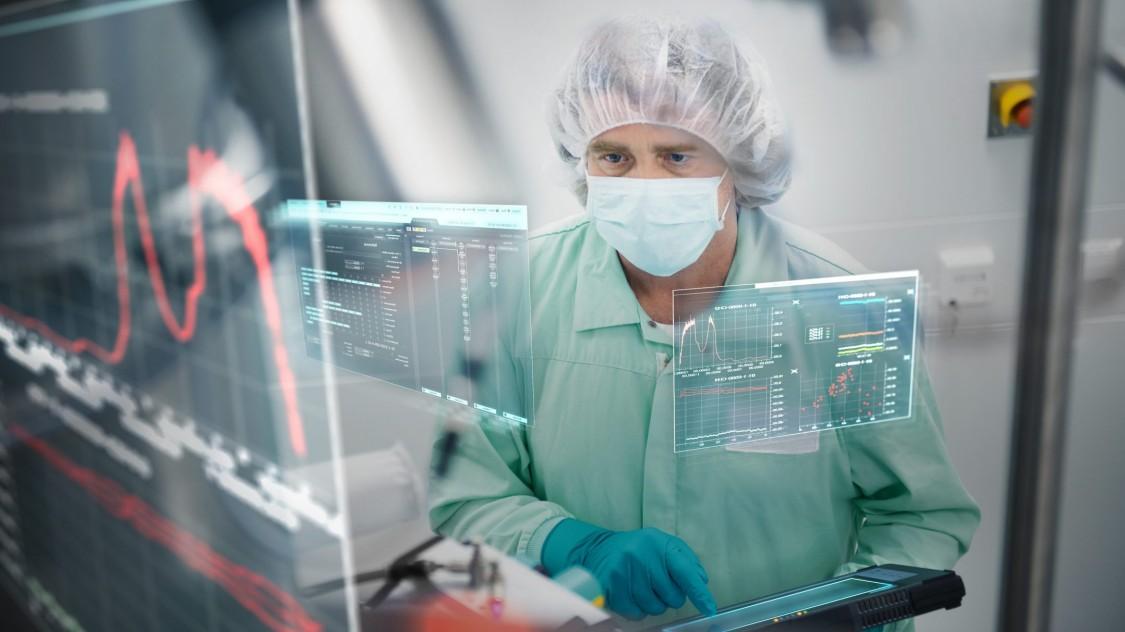 SIPAT Prozessanalytik Software für eine kontinuierliche Produktion in der pharmazeutischen Industrie