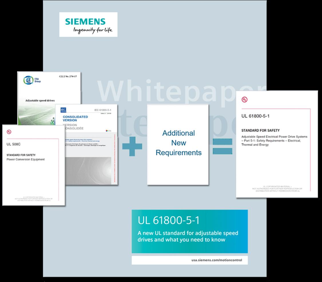 sinamics g120e-2- UL 61800-5-1 white paper