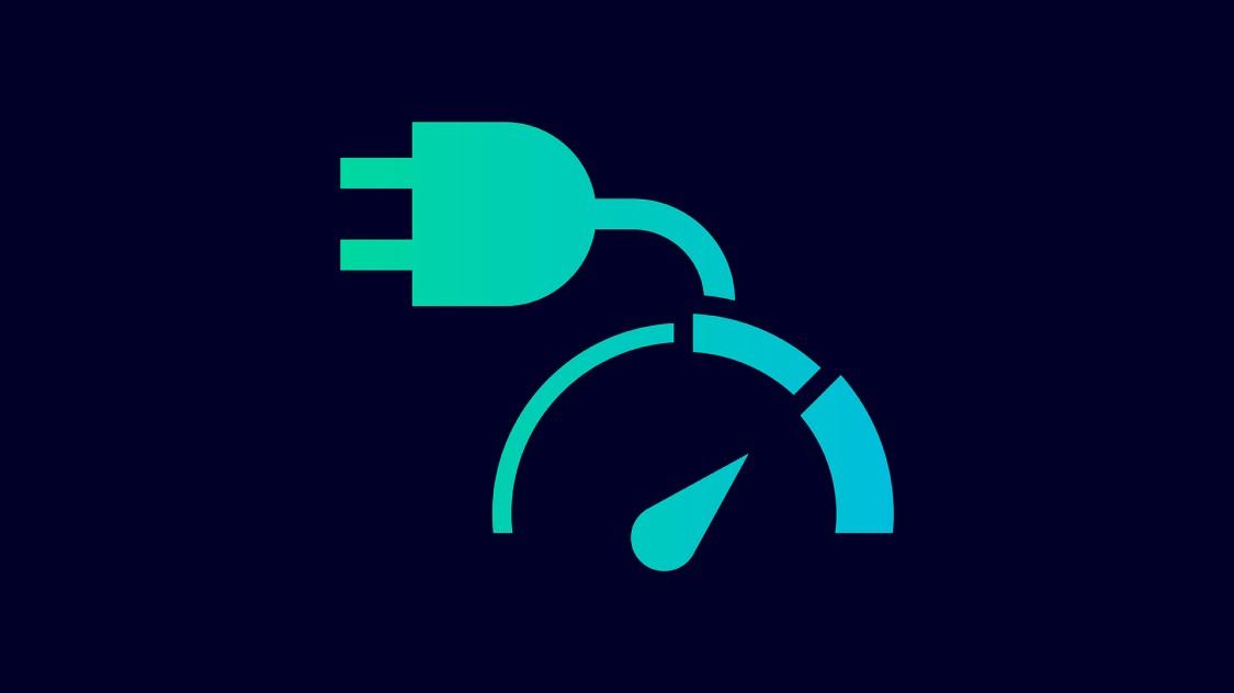 Icon Zuverlässige Energieversorgung