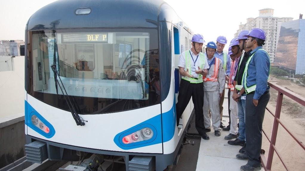 Gurugram Metro image