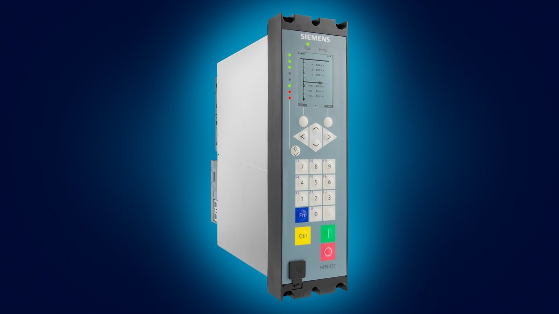 Universal protection relay – SIPROTEC 7SX800