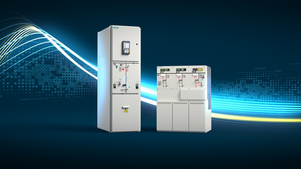Siemens enables climate-neutral, safe energy distribution with new Clean Air switchgear.