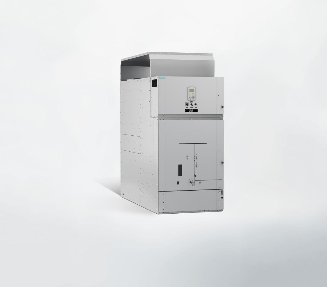 NXAir S 40.5 kV air insulated switchgear
