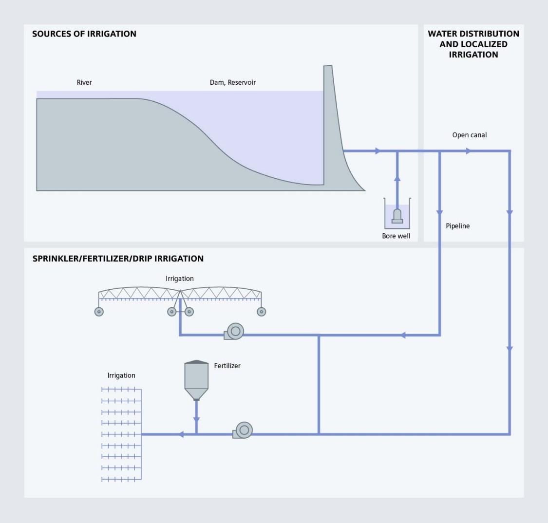 USA | Irrigation process