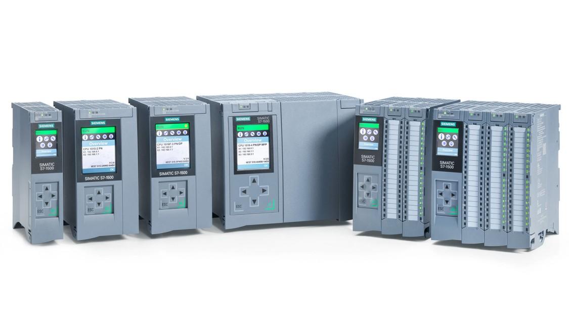 S7-1500 CPUs