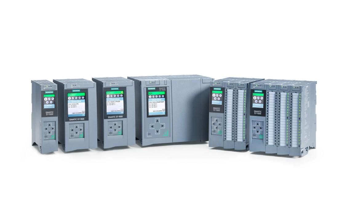 SIMATIC S7-1500 CPUs
