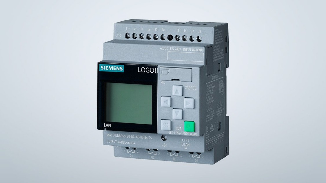 LOGO! met display